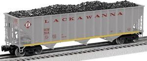 2014 Lionel 6-17779 NS 3-Bay Aperto Tramoggia 3-Pack Lackawanna Cnj Erie Nuovo