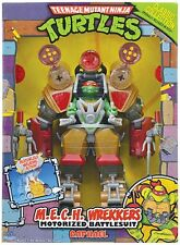 Teenage Mutant Ninja Turtles Classic Collection MECH WREKKERS RAPHAEL RETRO SET