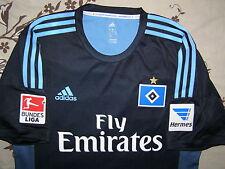 Van Der Vaart 23 Trikot HSV Hamburger SV away 2013 player issue Formotion shirt