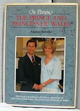PRINCESS DIANA THE PRINCE AND PRINCESS OF WALES BOOK WITH DJ