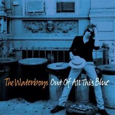WATERBOYS OUT OF ALL THIS BLUE 2 CD DIGIPAK NEW