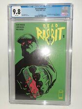 Image Comics Dead Rabbit #1 Recalled Cgc 9.8 Super Rare