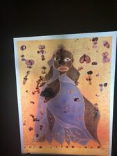 """Chris Ofili """"Holy Virgin Mary"""" British Modern Art 35mm Slide"""