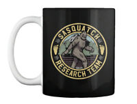 Bigfoot Sasquatch Research Team - Gift Coffee Mug