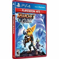 Ratchet & Clank Playstation Hits (Sony PlayStation 4 PS4) Brand New Sealed