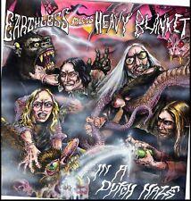 EARTHLESS MEETS HEAVY BLANKET In a Dutch Haze  (Vinyl, Jul-2014, Outer Battery)