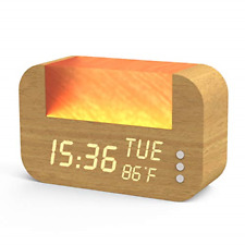 BEST Wake Up Light with Himalayan Salt Alarm Clock with Real Sunrise Simulation