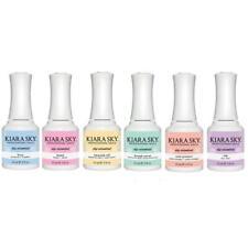 Kiara Sky Dipping Powders Essentials Kit Steps 1 - 6