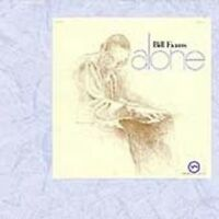 "BILL EVANS ""ALONE"" CD NEUWARE"