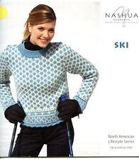 Ski - Nashua Handknits Knitting Pattern Book - Winter Designs for Men & Women