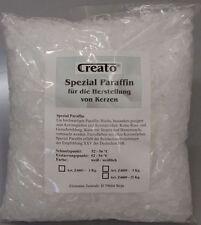 Wachsgranulat Paraffin 1000 gramm
