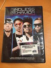 MINDLESS BEHAVIOR All Around the World The Rise to Stardom (DVD)