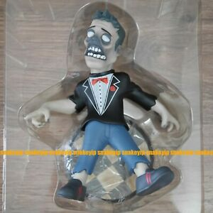 """Sideshow Mort of the Dead Zombie Vinyl Collectible 10""""Figure LTD250 MIB AS IS"""