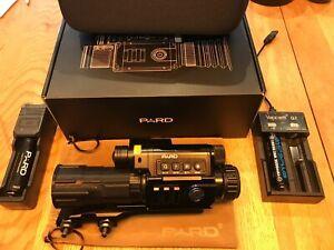 Pard NV 008P LRF Night Vision Rifle Scope hardly used