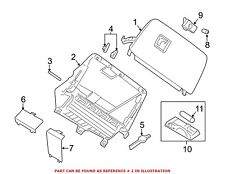 For BMW Genuine Glove Box Front 51169242082