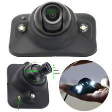Car Blind Spot Front Side Rear View Camera Auto-dimming IR LED Light Sensor Cam