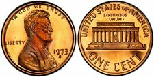 1973-S Proof Lincoln Cent Nice Coins Priced Right Shipped FREE