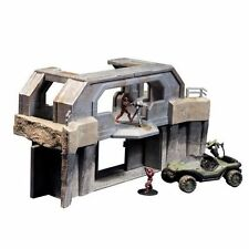 McFarlane Toys Halo Micro Ops Series 1 High Ground Gate With Warthog and 2 Spar