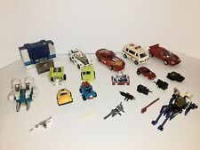 Transformers G1 lot with parts