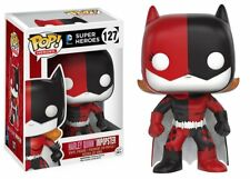 Harley Quinn Batman Impopster DC Comics POP! Heroes #127 Vinyl Figur Funko