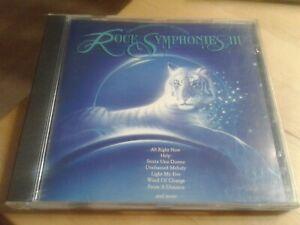 The London Symphony Orchestra – Rock Symphonies III - Cd Album !!