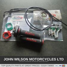 Honda CBR400RR NC29 1990-1999 Domino XM2 Quick Action Throttle & Cables