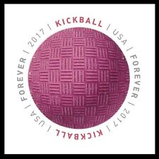 US 5210 Have a Ball Kickball forever single (1 stamp) MNH 2017