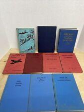 New ListingVintage aviation books vintage lot Of 11 1940's Pitman - Edward Boggess