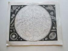 "1851 ""SUDLICHE STERNKARTE"", SOUTHERN SKY, ENCYCLOPEDIA 1851"