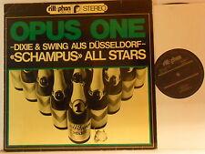 CHAMPAGNE ALL STARS-Opus One-LP 1975 D-rillophon DEU 115
