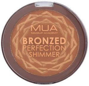 MUA Bronzed Perfection Shimmer Powder Sahara Sunlight