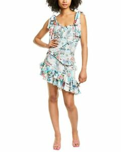 Rococo Sand Sunset Mini Dress Women's Blue M