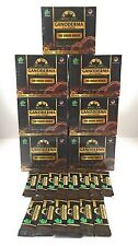 PureGano Coffee King Premium Black Ganoderma Coffee (7) Boxes 224 Sachets