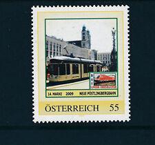 14.person.Marke des  BSV-Linzer Eisenbahn-Verein, Neue Pöstlingbergbahn, 1/5/15