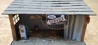 "Diorama Garage Sign ""Ford Service Entrance""  - 1/43 scale"