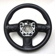 BMW Mini 3 habló Volante Deportivo De Cuero R55 R56 R57 R60 6794624 Genuina