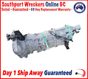 SUBARU IMPREZA GEARBOX MANUAL AWD 2.5 EJ25 WRX TY758VE1AA G3 04/07-12/13 Turbo