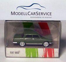 """Wiking Sondermodell: Fiat 1800 """"Polizia Stradale"""" - Edizione Italia"""