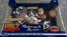 NIB BRATZ BOYS Motorcycle Style Blonde Cloe Doll 2004