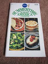Summer Recipes Cookbook Melon Raspberry Sundae, Baked Beans 'N Apples, MORE LOOK