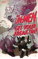 THE UN-MEN Get Your Freak On! (2008) DC Comics Vertigol color TPB FINE