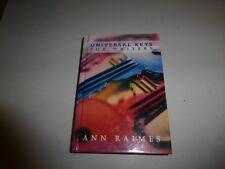 UNIVERSAL KEYS FOR WRITERS: Ann Raimes, HB, 2004  B76