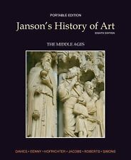 Janson's History of Art Portable Edition Book 2: The Middle Ages (8th Edition)