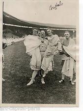 FÊTES FORAINES FOIRES 1924 PHOTOGRAPHIE ARGENTIQUE ORIGINALE VINTAGE PHOTOGRAPH