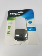 Energizer LED Automatic Nightlight Set Auto Night Light Sensor New