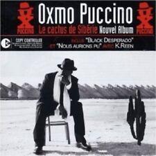 OXMO PUCCINO - LE CACTUS DE SIBERIE  CD  15 TRACKS HIP HOP / RAP / POP  NEW+