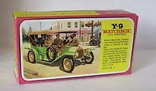 Repro Box Matchbox MOY Nr.09 1912 Simplex Blisterbox