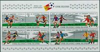 Cook Islands 1981 SG823 World Cup Football MS MLH