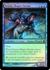 Foil VENSER, SHAPER SAVANT From the Vault: Twenty MTG Blue Creature Rare