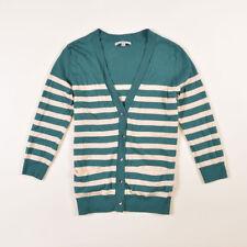 GAP Damen Cardigan Pullover Sweater Gr.S (DE38) Beige Grün, 34252